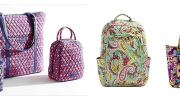 Zulily: Vera Bradley Sale With Prices Up to 60% Off