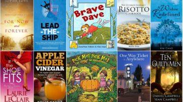 Free ebooks: Apple Cider Vinegar, For Now and Forever + More Books
