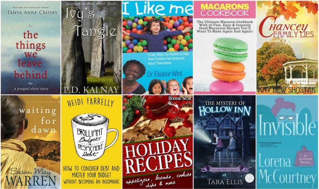 Free ebooks: Macarons Cookbook, Holiday Recipes + More Books