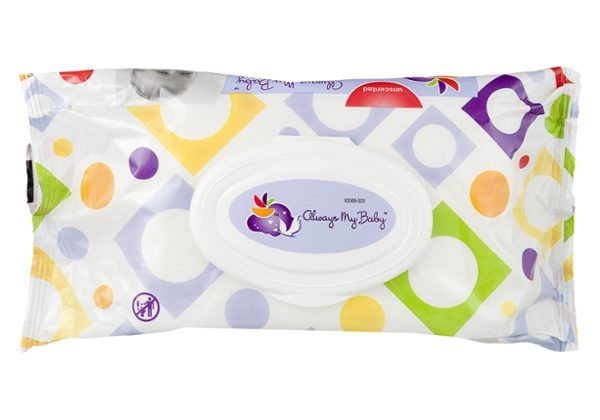 6 Packs of Always My Baby Wipes FREE + $1 Moneymaker at Giant