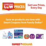 Save More Money With Family Dollar® Smart Coupons Program