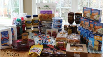 Giant Shopping Trip: $134 Worth of Cool Whip, Pillsbury, Hellmann's, and More ONLY $0.43