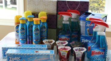Giant Shopping Trip: $84 Worth of Pledge, Puffs, Ziploc and More FREE + $25 Moneymaker