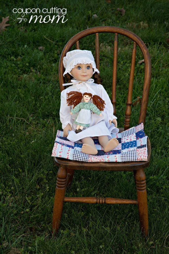 The Queen's Treasures Little House On The Prairie 18″ Laura Ingalls Doll + Giveaway