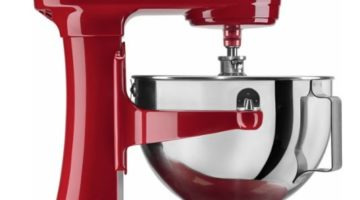 KitchenAid Professional 500 Series Stand Mixer ONLY $199.99 (Reg. Price $499.99)