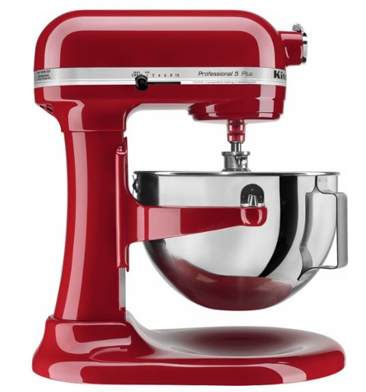 KitchenAid Professional 500 Series Stand Mixer ONLY $199.99 (Reg. Price $499.99)