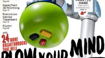 Popular Mechanics Magazine Subscription – 91% off Regular Cover Price