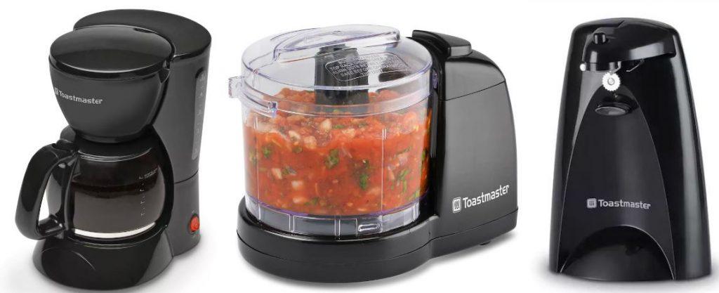 Hot Free Toastmaster Small Kitchen Appliances