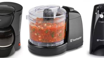 *HOT* FREE Toastmaster Small Kitchen Appliances