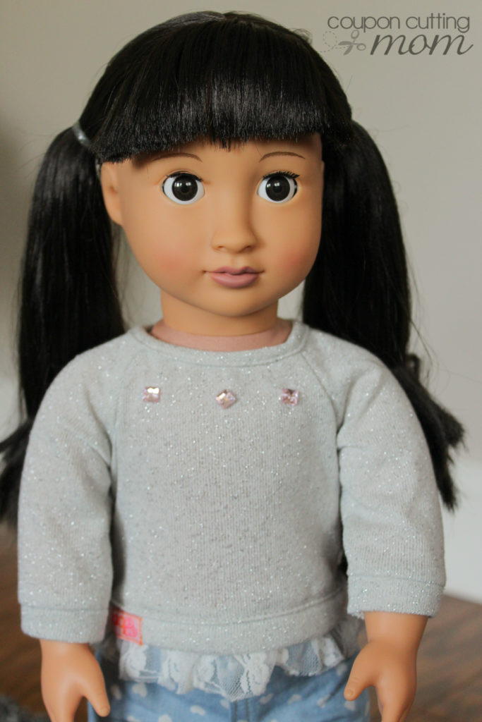 """Beautiful 18"""" Dolls and Accessories from Our Generation"""