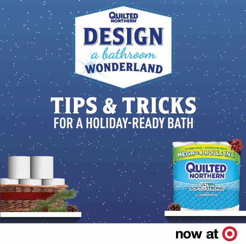 Save On Quilted Northern Bath Tissue With This Cartwheel Offer