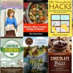 Free ebooks: DIY Household Hacks, Red Mountain + More Books