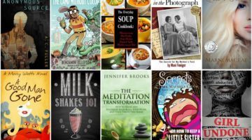 Free ebooks: Milk Shakes 101, Lady Sun + More Books
