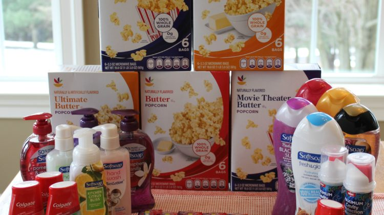 Giant Shopping Trip: $89 Worth of Colgate, SoftSoap and More FREE + $6 Moneymaker