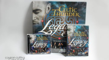 Legacy Recordings Presents Celtic Thunder Legacy