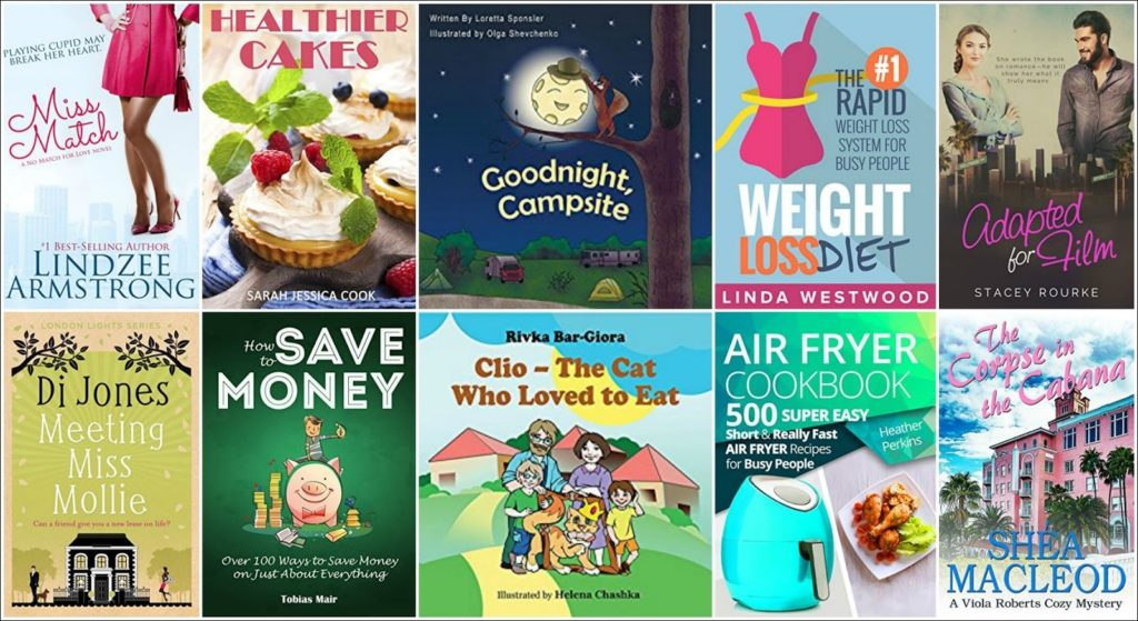 Free ebooks: Weight Loss Diet, How to Save Money + More Books