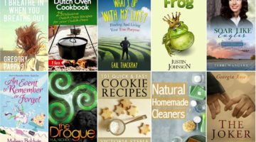 Free ebooks: Soar Like Eagles, The Joker + More Books