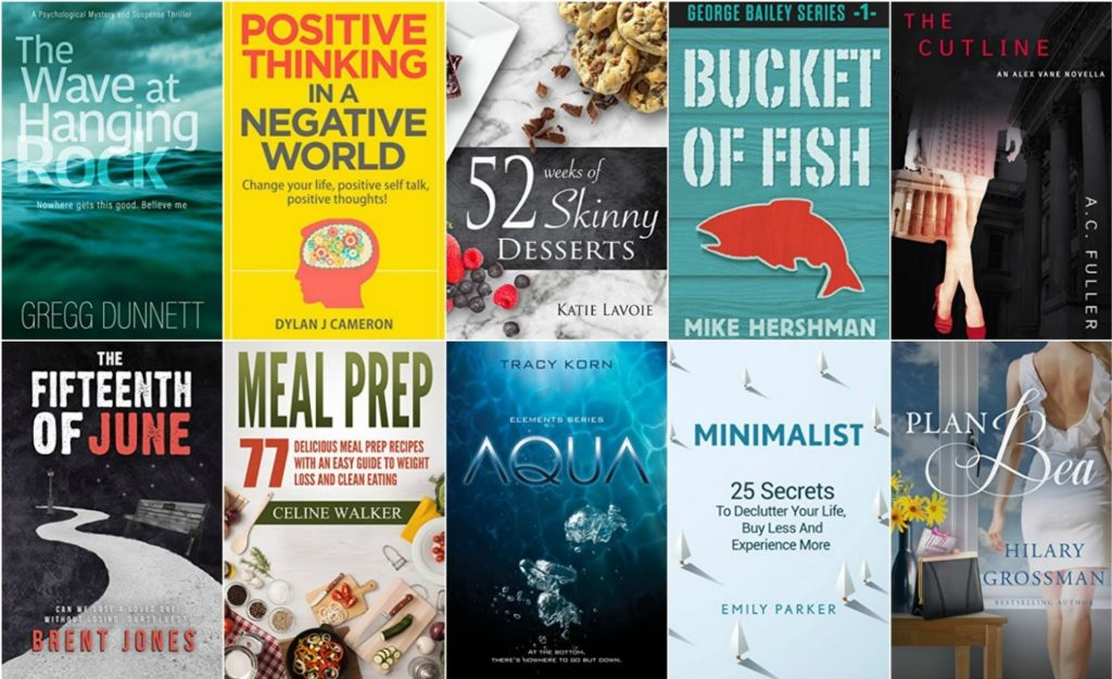 Free ebooks: Bucket of Fish, Plain Bea + More Books