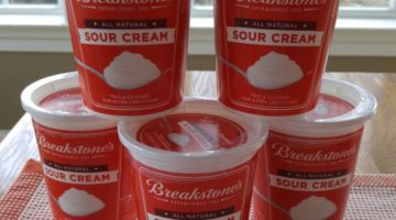 Breakstone's Sour Cream ONLY $0.67 (Reg. Price $2.29) No Coupons Needed