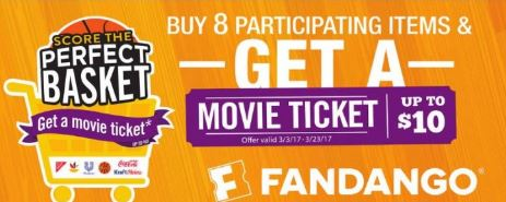 *HOT* $6 Moneymaker on Movie Tickets at Giant