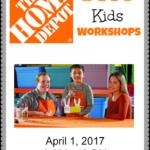 Build a Bunny Basket at the FREE Home Depot Kids Workshop