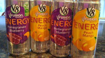 Rite Aid Shopping Trip: $2.48 Moneymaker on V8 Energy Drinks