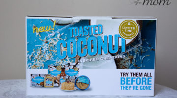 Toasted Coconut Limited Time Originals at Giant Food Store + Giveaway