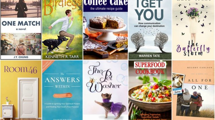 Free ebooks: All For One, Coffee Cake + More Books