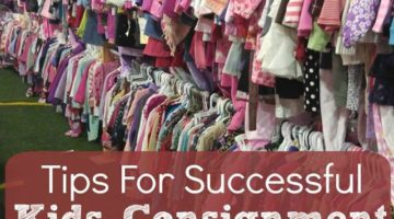 Tips For Successful Kids Consignment Sale Shopping