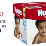 Target: Diaper Super Packs as Low as $13.46 Per Box (Reg. Price $24.29)
