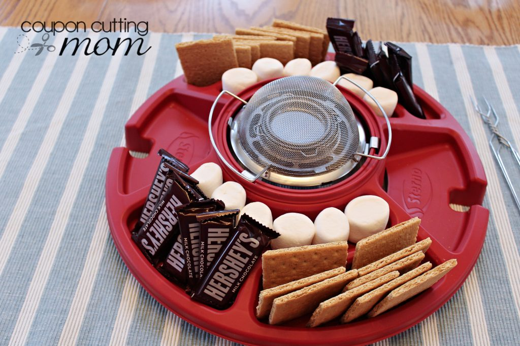 Create Yummy S'mores Anytime With This S'mores Maker