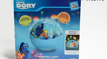 Undersea Light Projector and Antopia Rainforest by Uncle Milton