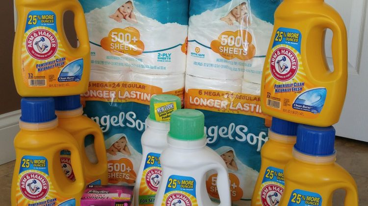 Rite Aid Shopping Trip: Arm & Hammer Laundry Detergent ONLY $0.37 + More