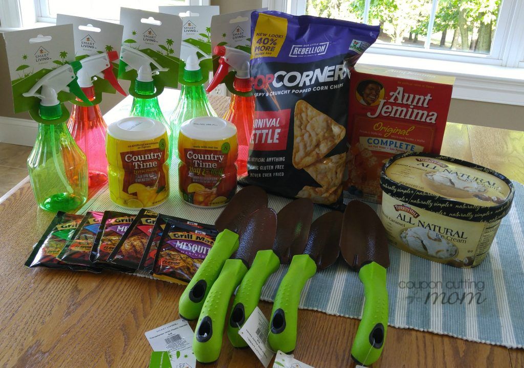 Giant Shopping Trip: $13 Moneymaker on Smart Living Items and More
