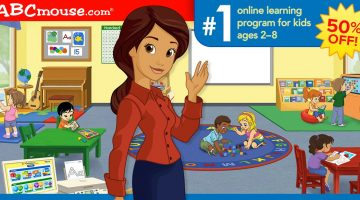 Get Your One-Year ABCmouse.com Subscription Now For 50% Off Regular Price