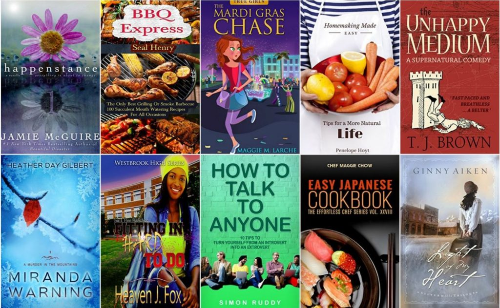 Free ebooks: How To Talk To Anyone, BBQ Express + More Books