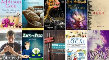 Free ebooks: Quick Breads Cookbook, The Meek + More Books