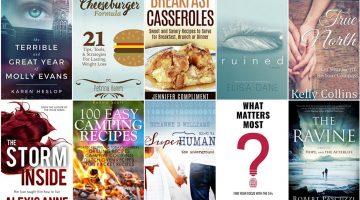 Free ebooks: Breakfast Casseroles, The Ravine + More Books