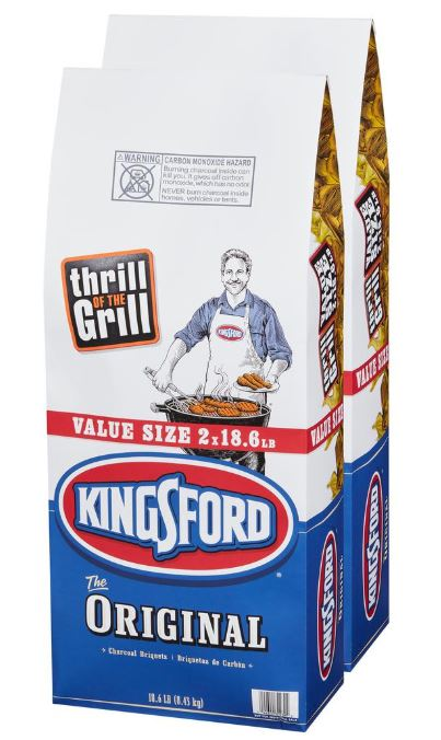 Kingsford Charcoal at Home Depot ONLY $9.88 (Reg. Price $19.87)