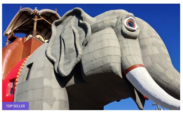 Lucy the Elephant Discount Admission Tickets