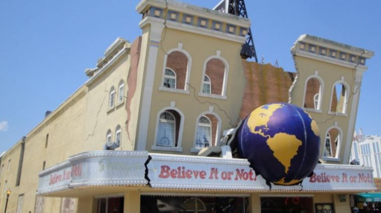 Ripley's Believe It or Not Atlantic City 50% off Regular Ticket Price