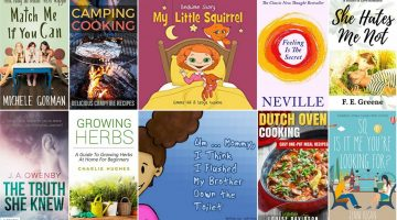 Free ebooks: Growing Herbs, Camping Cooking + More Books
