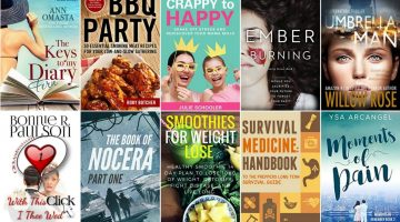 Free ebooks: BBQ Party, Moments of Pain + More Books