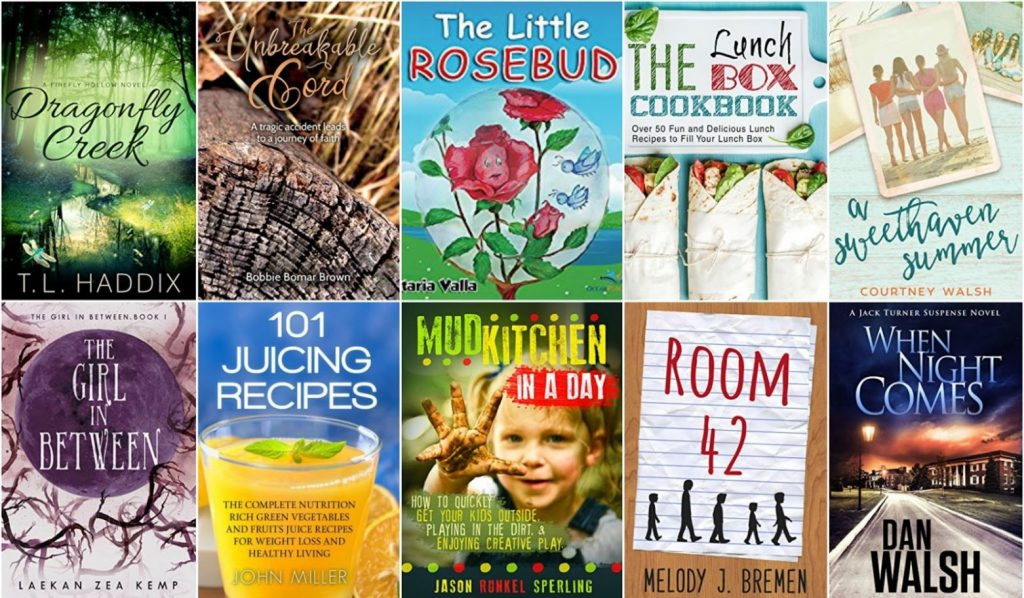 Free ebooks: When Night Comes, 101 Juicing Recipes + More Books