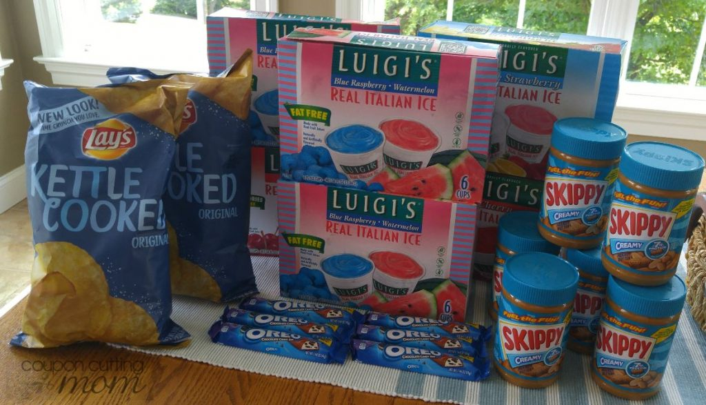 Giant Shopping Trip: Skippy Peanut Butter, Italian Ice and More For $3.70 Moneymaker