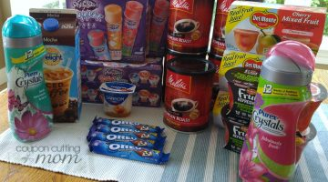 Giant Shopping Trip: $64 Worth of Philly Swirl, Melitta Coffee and More FREE + Moneymaker