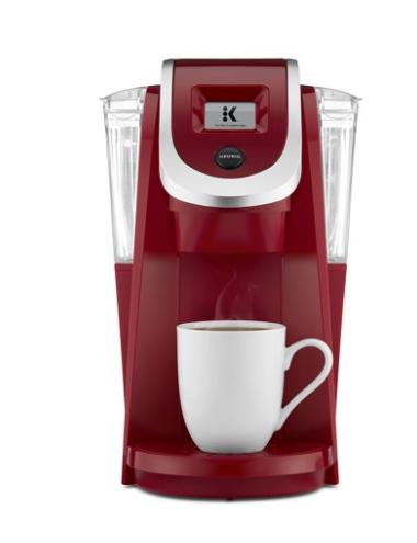 KeurigK200 Single-Serve K-Cup Pod Coffee MakerONLY $79.99 (Reg. Price $139.99)