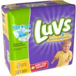 Luvs Diapers ONLY $1.97 Per Pack