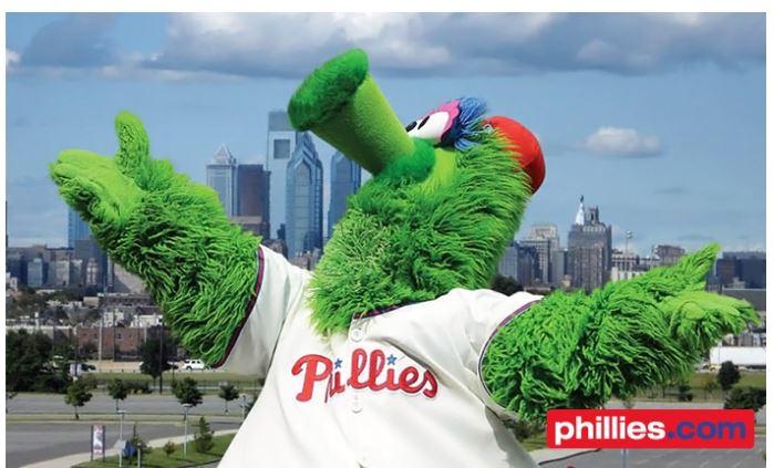 50% Off Regular Ticket Price To Philadelphia Phillies Game