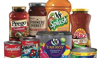 Easy Meal Inspiration and Savings With Campbell Soup Company at Walmart